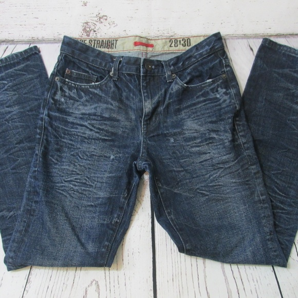 b1092ee6 Converse Jeans | One Star Vintage Straight Leg Dark Wash | Poshmark